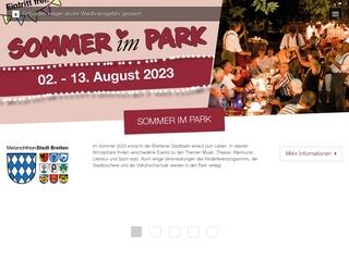 Vorschaubild der Webseite von Ev. Kindergarten Senfkorn