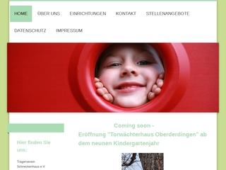 Vorschaubild der Webseite von Kindertagesstätte Villa Kunterbunt Schneckenhaus e.V.