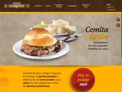 Tacos - Antigua Taquería La Oriental
