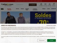 Atlas For Men - Vêtements Homme & Accessoires Homme Outdoor