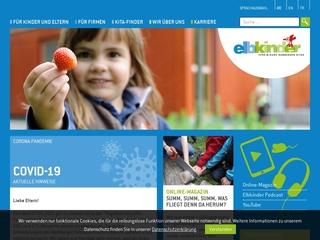 Vorschaubild der Webseite Kindertagesstätte Die Eule