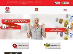 Supermercados Abarrotes - Tiendas 3B