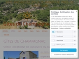 Gîtes de Champagnac