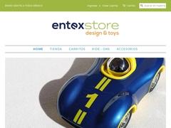 Tienda en Línea - Entex Store