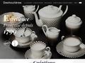 Deshoulières manufacture française de porcelaine