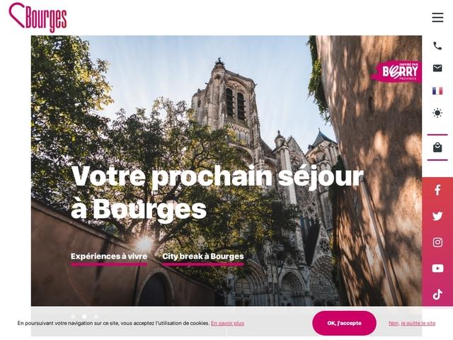 Office de Tourisme de Bourges