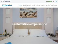 Ilion - 2 * Hotel - Agios Georgios - Naxos - Cyclades