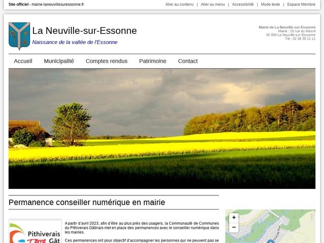 La Neuville-sur-Essonne