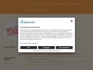 Vorschaubild der Webseite von Eltern-Kind-Zentrum Mannheim