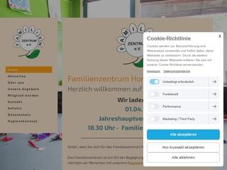 Vorschaubild der Webseite von Familien-Zentrum Horb e.V.