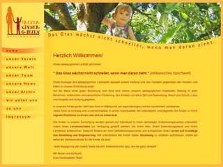 Vorschaubild der Webseite von Freier Kindergarten