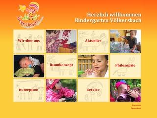 Vorschaubild der Webseite von Kath. Kindergarten Regenbogen