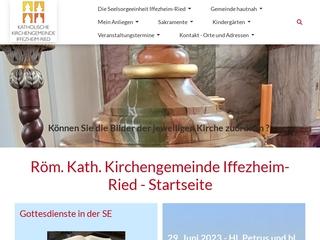 Vorschaubild der Webseite von Kath. Kindergarten St. Michael