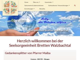 Vorschaubild der Webseite von Kath. Kindergarten St. Elisabeth