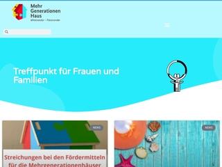 Vorschaubild der Webseite MGH Mütterzentrum Mössingen e.V.