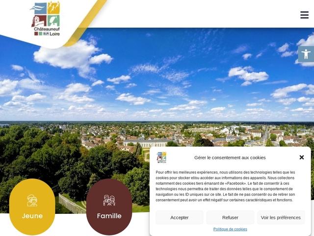 Chateauneuf-sur-Loire