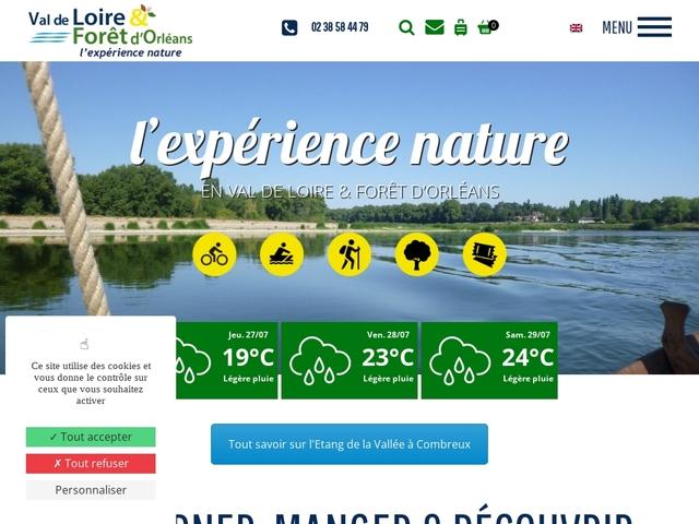 Val de Loire Forêt Orléans