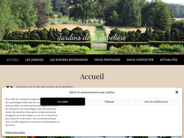 Parc du Manoir de la Javelière | Jardin Remarquable