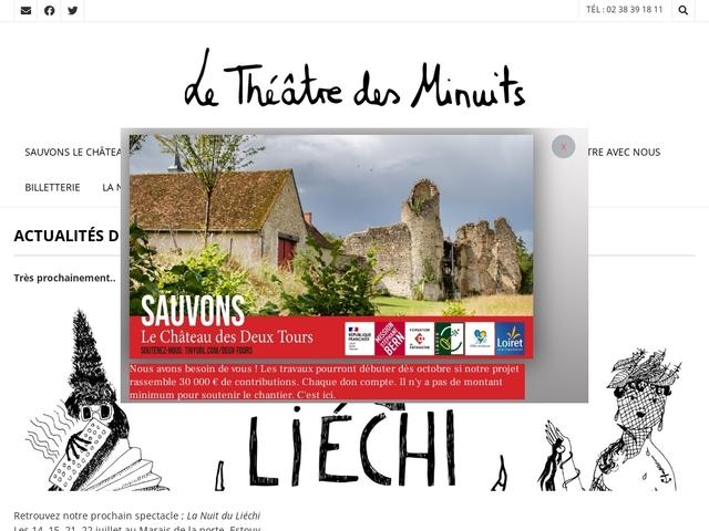 Le Théâtre des Minuits