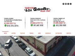Restaurante Tacos - Taquería Los Gigantes
