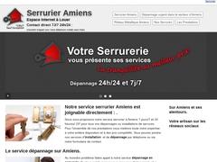 Serrurerie Amiens