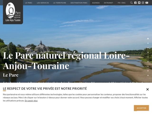 Parc Naturel Régional Loire-Anjou-Touraine