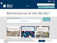 BU de l'Université de Picardie Jules Verne