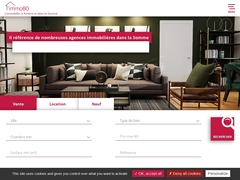 Immobilier à Amiens - Immo80