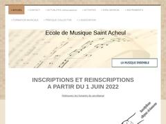 Ecole de musique Saint-Acheul