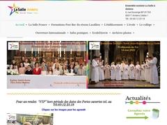 La Salle Amiens : maternelle, collège, primaire
