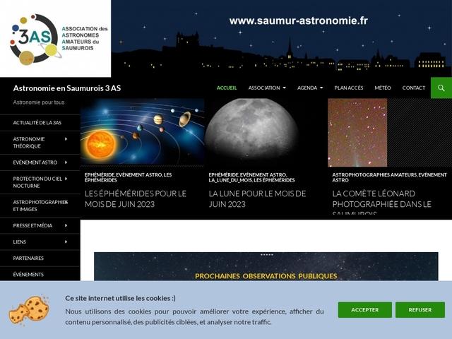 Astronomes Amateurs du Saumurois