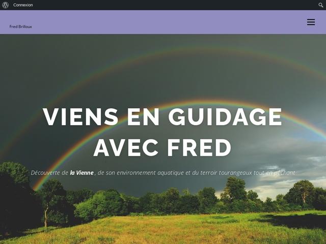 Fred Brilloux Guide de pêche