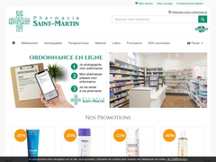 Pharmacie Saint Martin