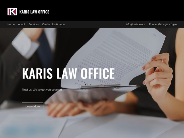 Karis Law Office Fort Saskatchewan