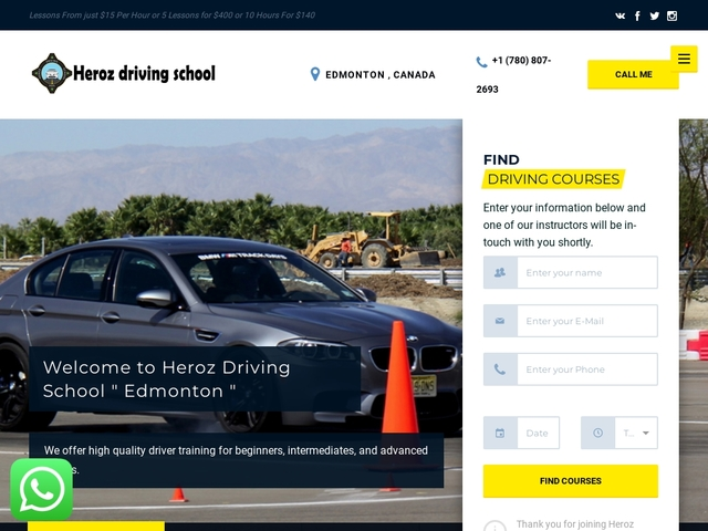 Heroz Driving School