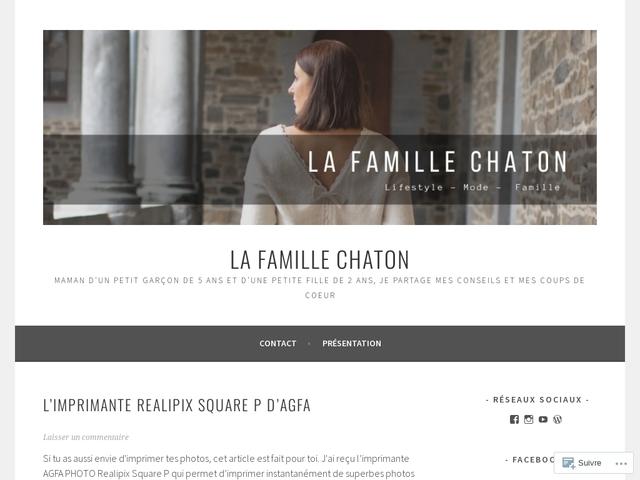 La Famille Chaton