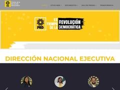 Partidos Políticos - Partido de la Revolución Democrática (PRD)