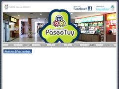 Centros Comerciales - Centro Comercial Paseo el Tuy Venezuela