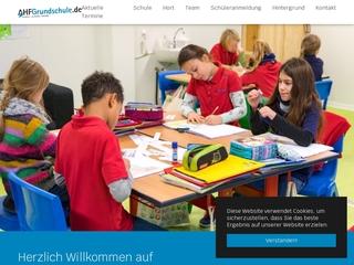 Vorschaubild der Webseite von Hort der August-Hermann-Francke Grundschule