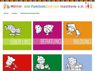 Vorschaubild der Webseite von Mütter- und FamilienZentrum Ingelheim e.V.