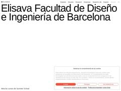 Universidades - Elisava Escuela Superior de Diseño e Ingeniería