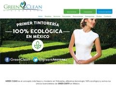 Tintorerías - Green Clean