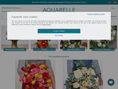Florerías - Floristería Aquarelle España