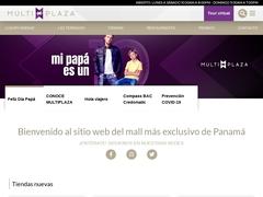 Centros Comerciales - Multi Plaza El Salvador