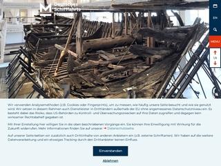Vorschaubild der Webseite von Deutsches Schiffahrtsmuseum - Bibliothek