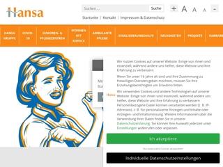 Vorschaubild der Webseite von Marie-von-Seggern-Heim