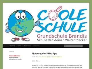 Vorschaubild der Webseite von Grundschule Brandis