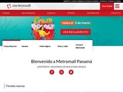 Centros Comerciales - Metromall Panamá