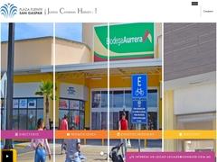 Centros Comerciales - Plaza Fuente San Gaspar