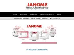 Maquinaria Refacciones - Janome